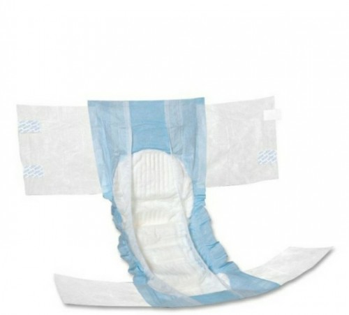 Adult Diapers, Gloves, Disposable Sheets