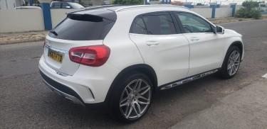 2018 GLA 200 Benz