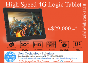 High Speed 4G Tablets