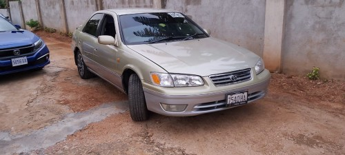 2001 TOYOTA CAMRY 2.2L  RHD AUTOMATIC FULLY LOADED
