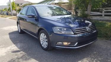2012 Volkswagen Passat Comfortline TSI