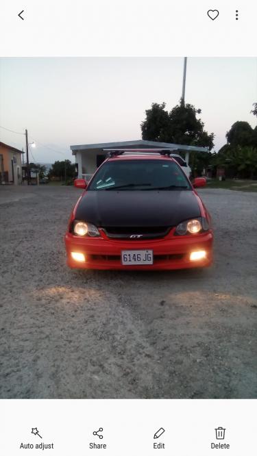 99 Toyota Caldina