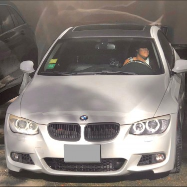 2011 BMW 328i Coupe White
