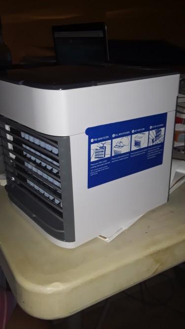 Desktop Portable A/C Unit