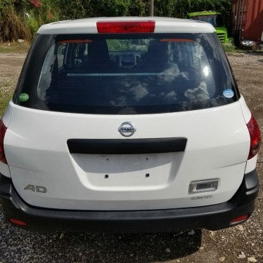 2014 Nissan AD Wagon (New Import)