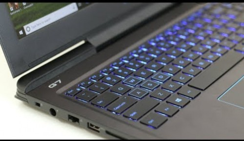 DELL G7 2018 GAMING LAPTOP