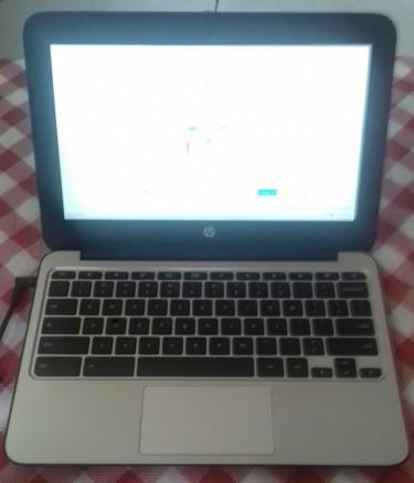 Like New HP Chromebook(11.6inch)sale!