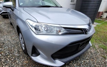 2018 Toyota Axio Hybrid