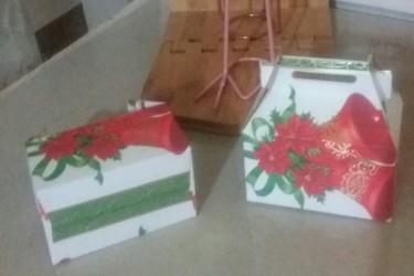 Favour Boxes