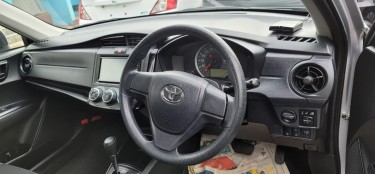2018 Toyota Axio
