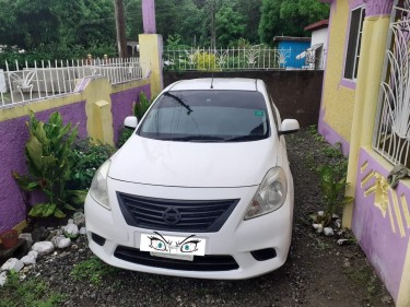 2013 Nissan Latio For Sale Or Trade For A 2014 Pro