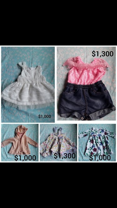 Girl Baby Clothes On Sale
