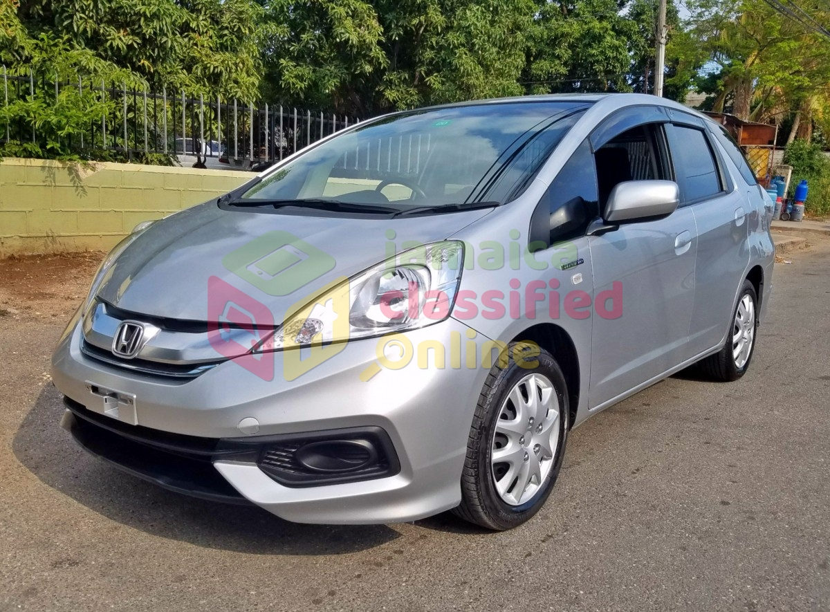 2014 Honda Fit Shuttle for sale in Hagley Park Road ...
