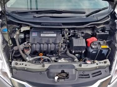 2014 Honda Fit Shuttle
