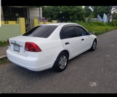 Honda Civic Es 2002