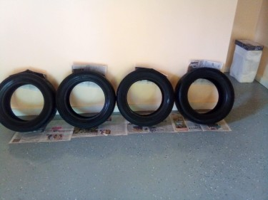 I Am Selling 4 Tires [195/55/15]