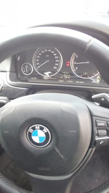 2012 BMW 520i Series