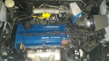 Mitsubishi Lancer Year 1996