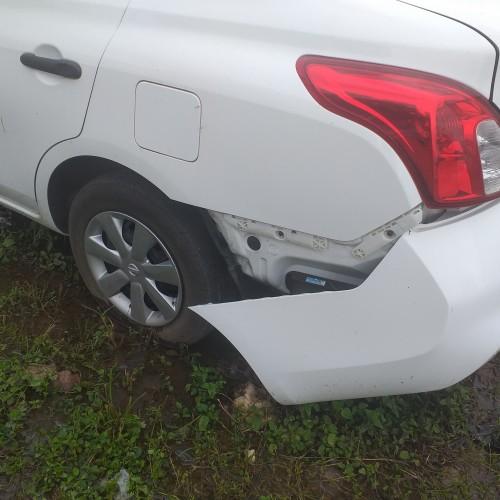 2014 Nissan Latio Salvage