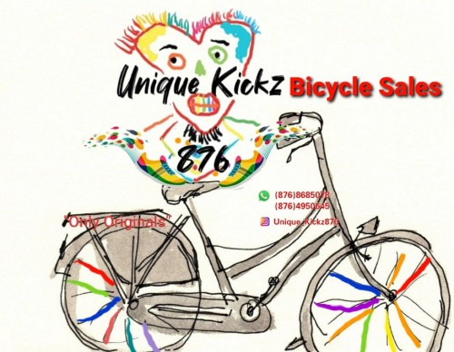 Unique_Kickz876 Bicycles Sales