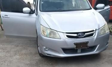 2010 Subaru Exiga 7 Seaater