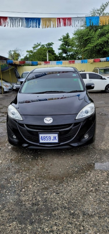 2012 Mazda Premacy Keyless Skyactive Package