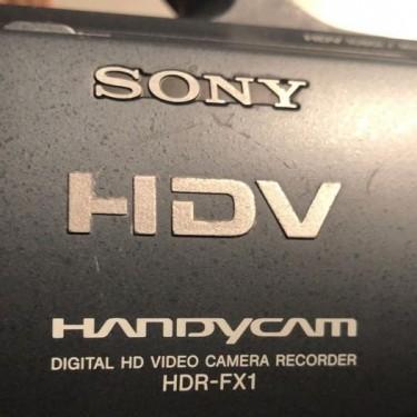 Sony And Panasonic  Video Cameras