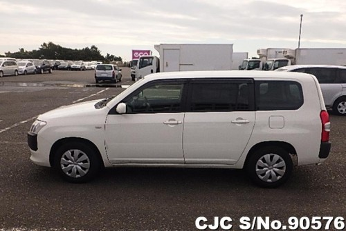 2014 Toyota Suceed