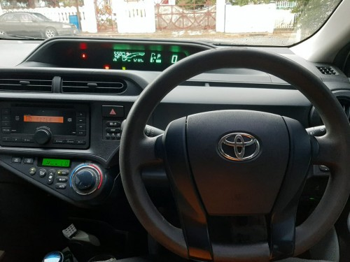 Toyota Aqua 2013 Hybrid