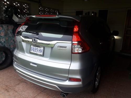2017 Honda CRV