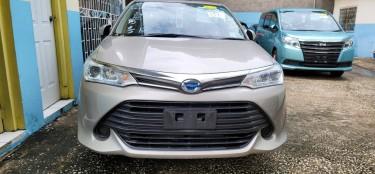 2015 Toyota Axio Hybrid