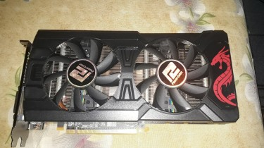 PowerColor Red Dragon RX 570 Graphics Card