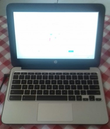 HP Chromebook Laptop Like New SALE