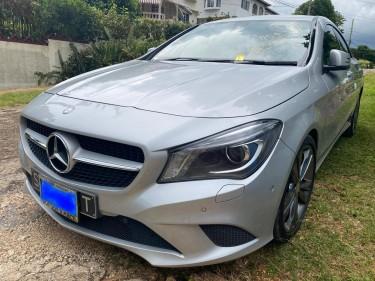 2015 Mercedes Benz CLA 180
