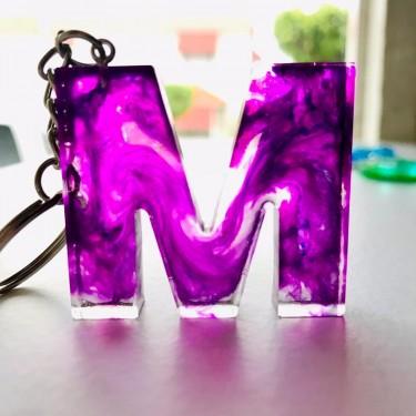Custom Resin Letters