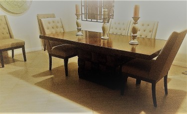 ASHLEY DINING SET PRICE REDUCED