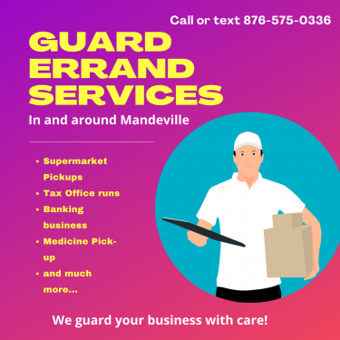 Guard Errand Services