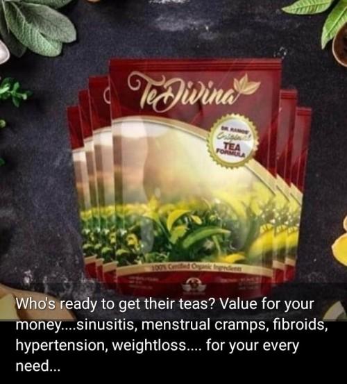 TeDivina Tea
