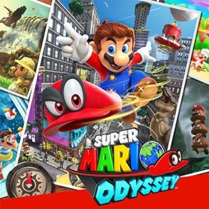 Super Mario Odyssey Nintendo Switch (DIGITAL CODE)