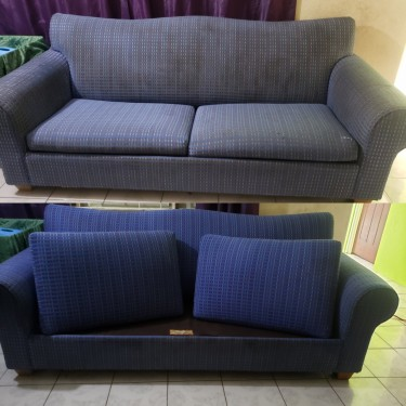 Sofa Cleaning! We Will Come To You!