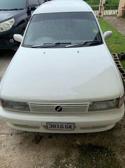 1993 Nissan AD Wagon