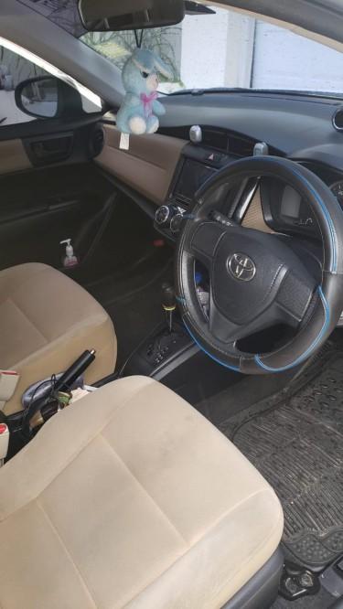 2013 TOYOTA AXIO 2WD