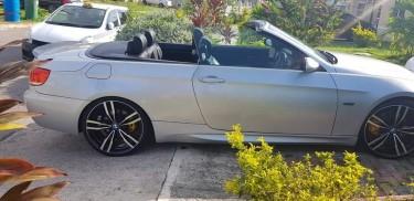 2008 BMW 325i CONVERTIBLE
