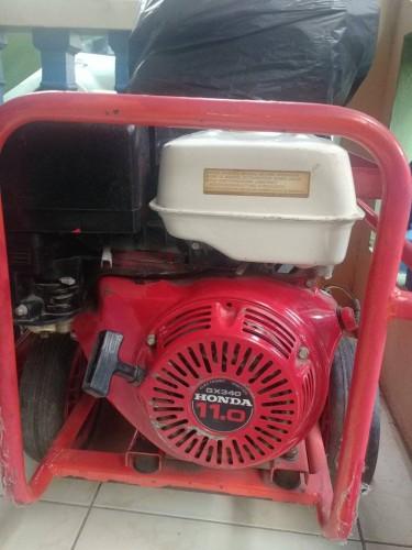 Honda GX 340 Welder Generator