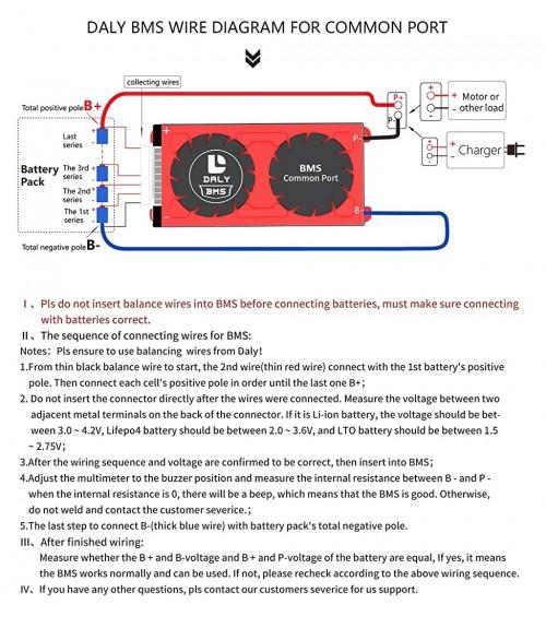(bms) Battery Management System