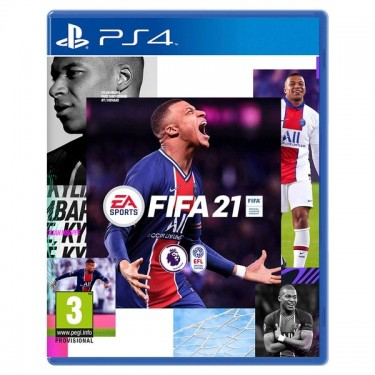 FIFA 21 XBOX AND PS4