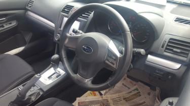 2014 Subaru Impreza Sports