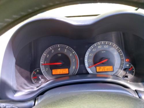 2008 Toyota Corolla Fielder S