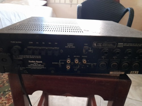 Amplifier For Home