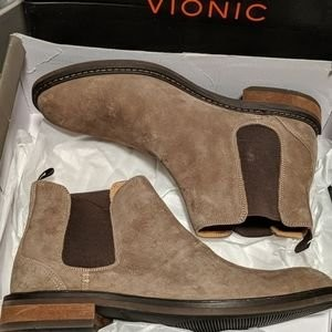 Suede Chelsea Boots Size 13